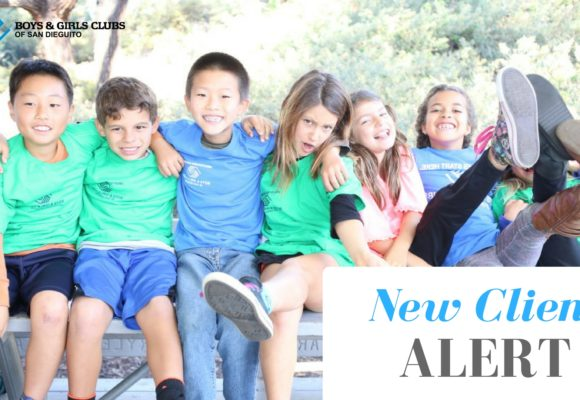 New Client Alert: LLPR Welcomes Nonprofit Boys & Girls Clubs of San Dieguito