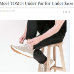 LLPR Supports Launch of TOMO – A Fresh & Modern Golf Apparel Company